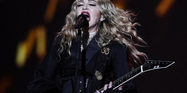 Madonna_AFP