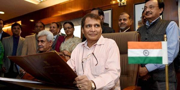suresh-prabhu-rail-budget