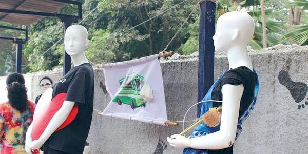 Mannequins-set