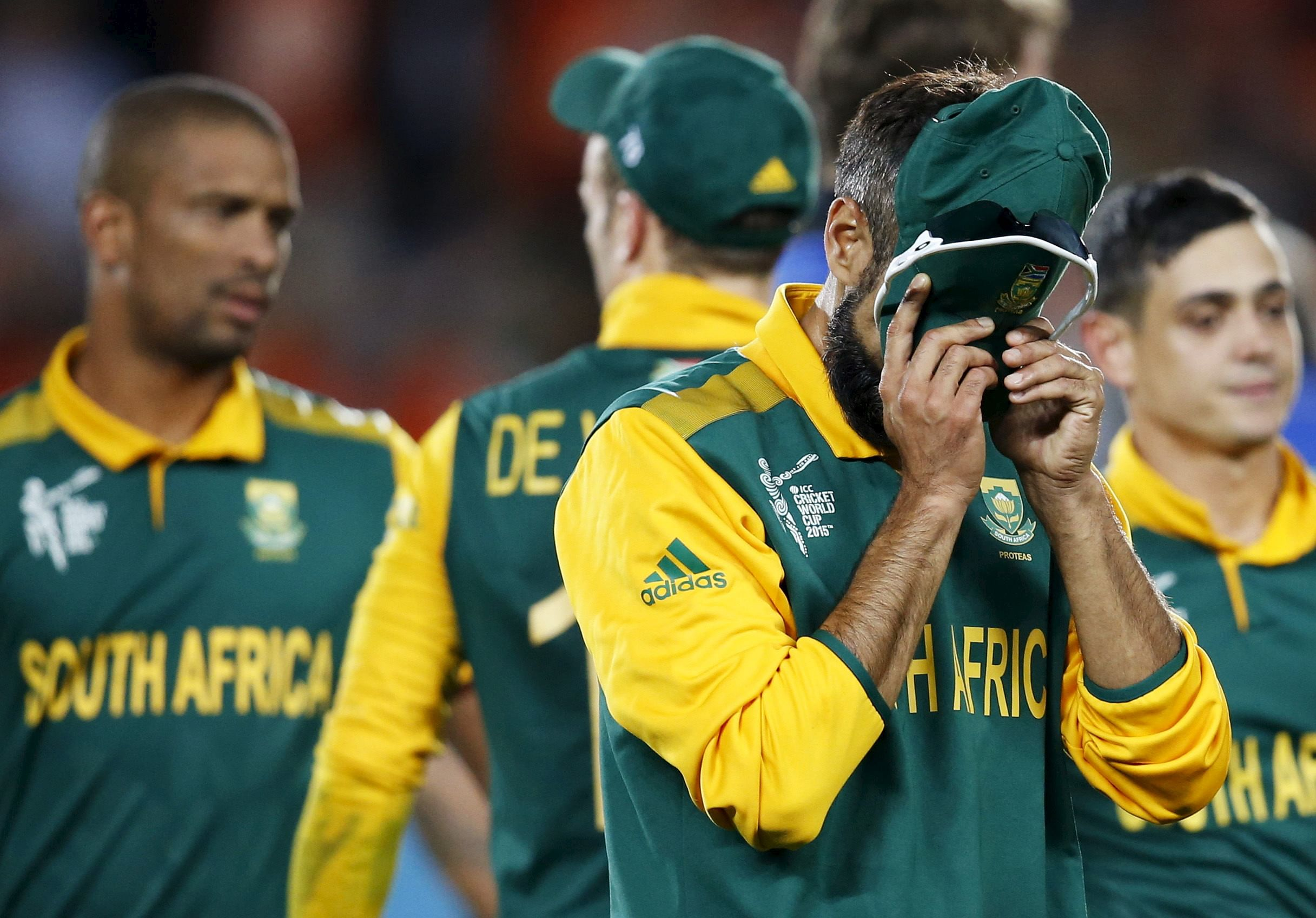 World Cup 2015: Anxious Moments of South Africa-New Zealand