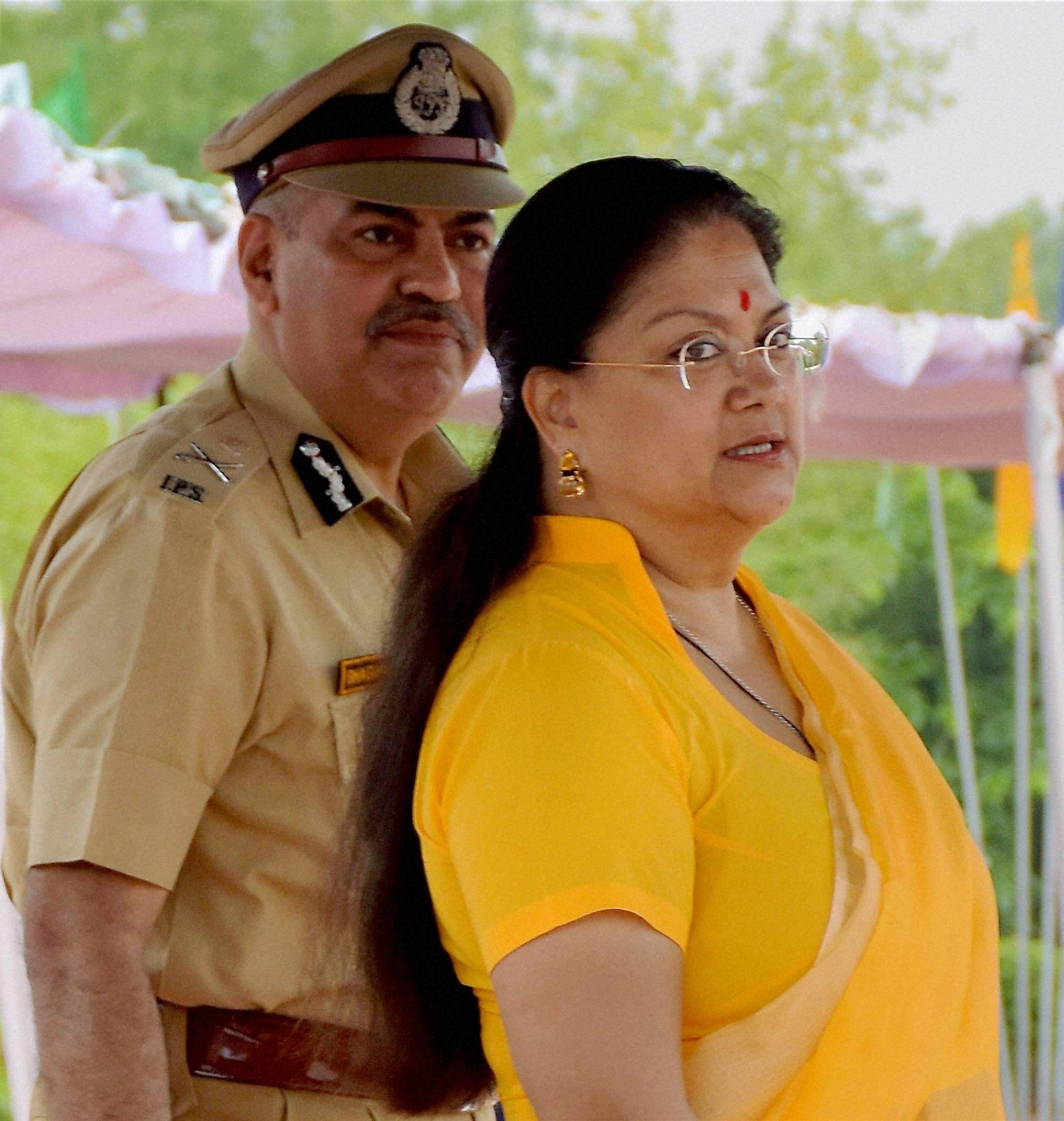 Vasundhara-Raje-PTI