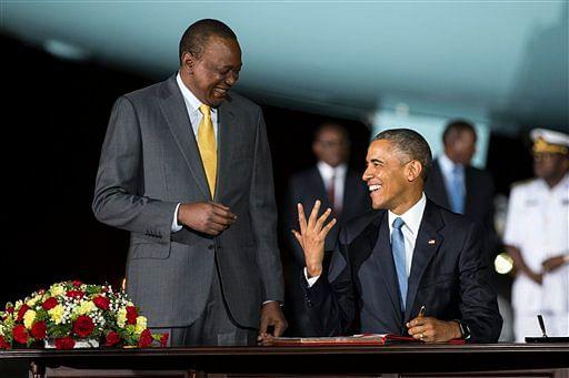 obama-kenya-Uhuru-Kenyatta-ap