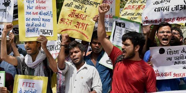FTII-protest-PTI