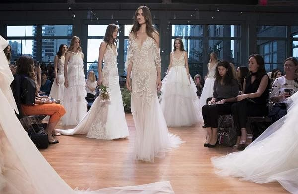 New York Bridal Fashion Week gowns that were the best- The ...