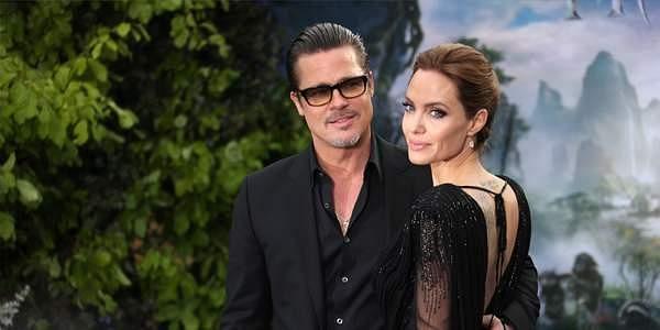 Brad Pitt|  Angelina Jolie| child visitation