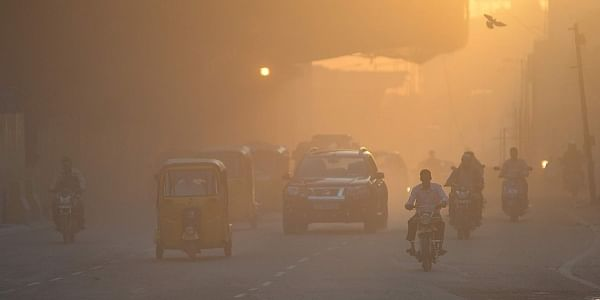 Now a blueprint to make capital city roads safer the new indian dusty mornings due to bad roads in hyderabad r satish babu eps malvernweather Image collections