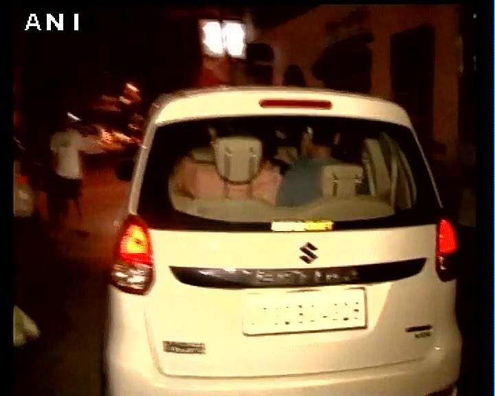 Naxals including area commander held in major crackdown