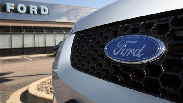 Leading stocks in today's market: Ford Motor Co. (NYSE:F)