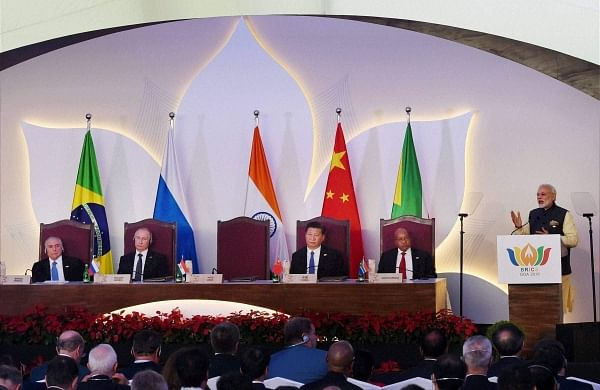 Participants of the BRICS summit agreed to establish a development bank 15.07.2014 92