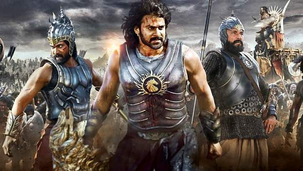 Baahubali 2 shooting in a quarry