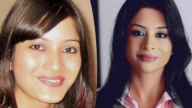 Image result for Indrani points accusing finger at Peter for Sheena's killing