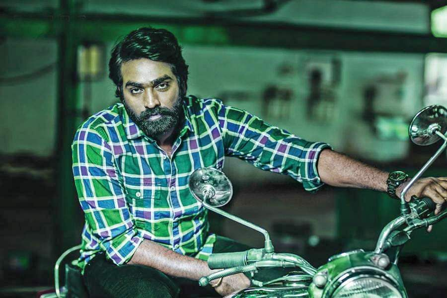 Image result for How does Vijay Sethupathi choose a script?