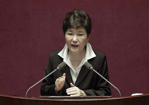 South Korea's Leader Proposes Revising Presidential System