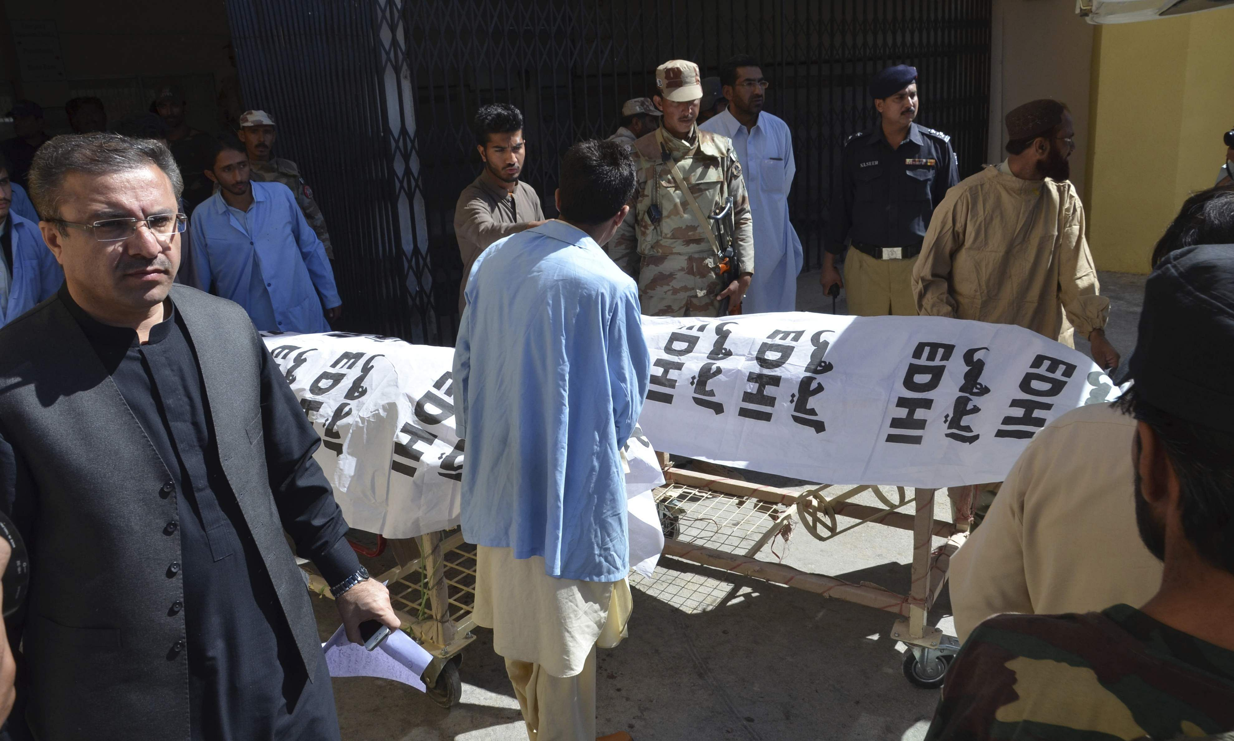 USA condemns terror attack in Pakistan's Quetta