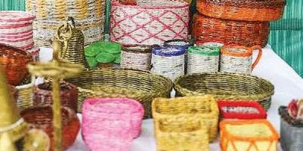 To this craftakari, paper is the new bamboo- The New Indian Express