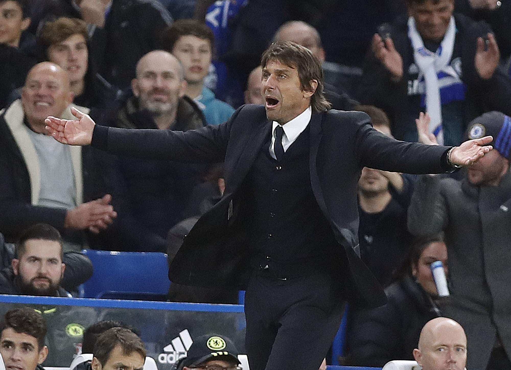 Mourinho accused Conte of humiliating United