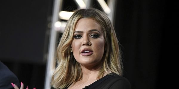 Khloe Kardashian at an event. (File Photo | AP)