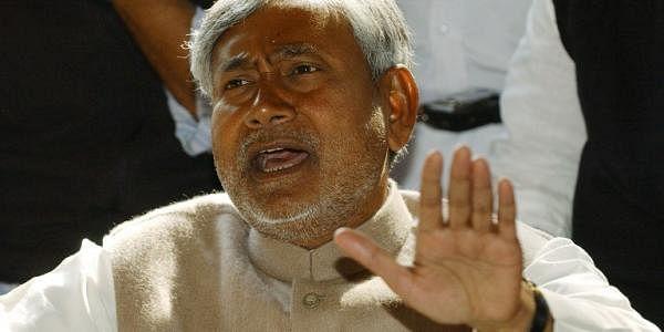 Nitish Kumar_AFP