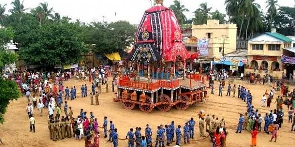 A representational picture of the Rath Yatra at Puri. (File Photo)