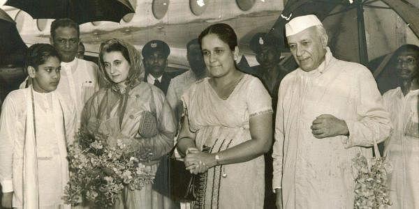 IndiraGandhi-Nehru-Bandaranayake-Archive