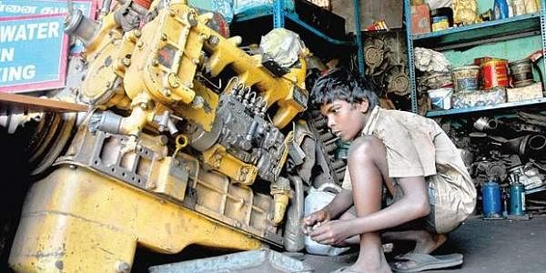 recent laws have legalised child labour in india activist the new