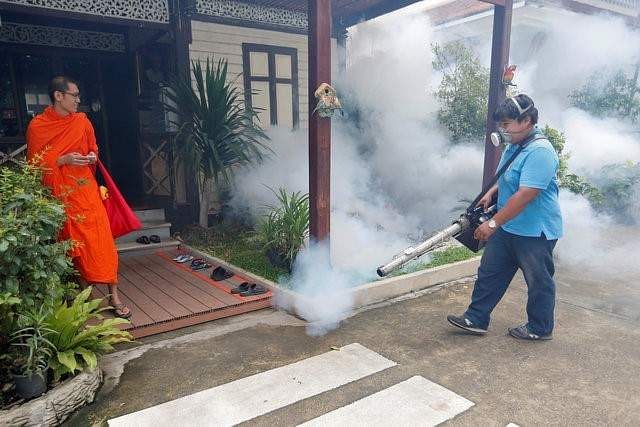 New zika cases reported in Philippines, Singapore