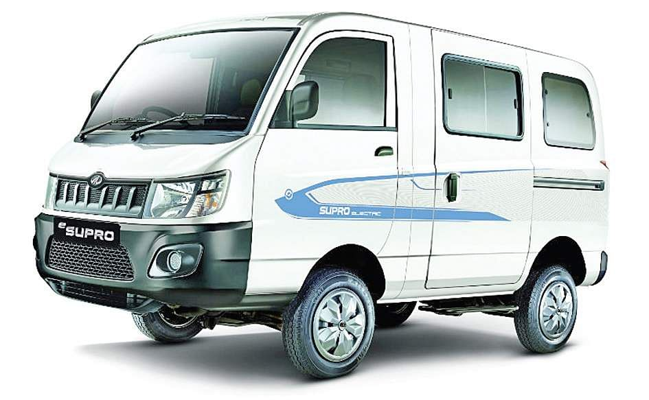 Mahindra Launches All Electric Van To Strengthen Zero