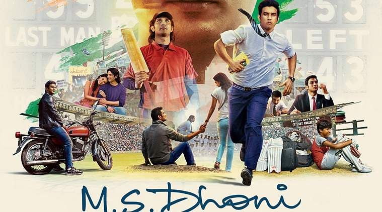 'MS Dhoni: The Untold Story' crosses Rs 100 cr at BO
