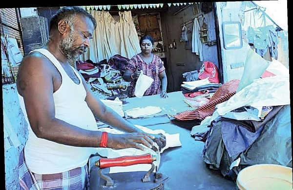 Ironing Out Creases The New Indian Express