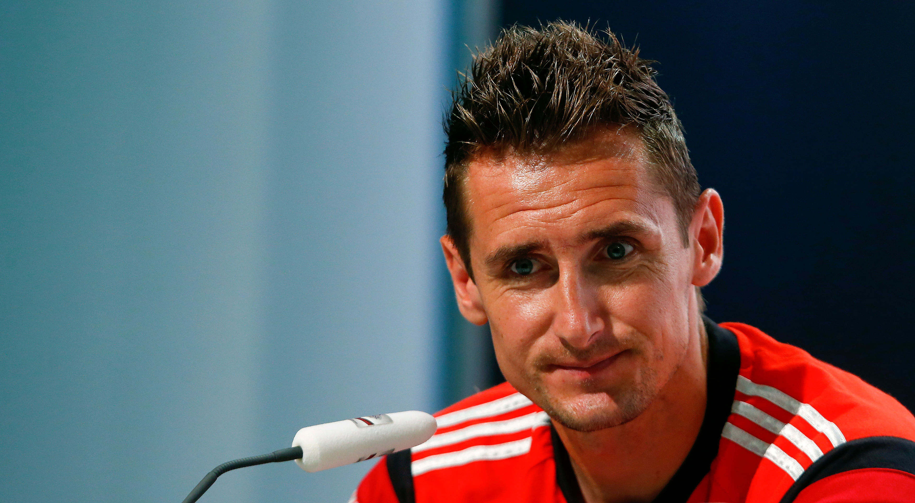 Klose ends playing career will train as coach with Germany The