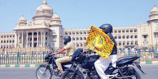 Tipu Jayanti Event Stays At Soudha The New Indian Express