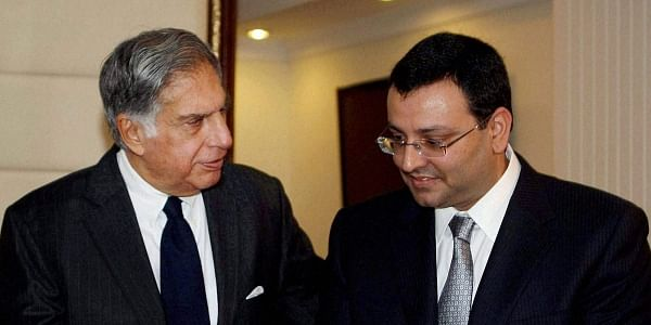 Tata Sons on Monday removed Cyrus Mistry as its Chairman nearly four years after he took over the reins of the group. (File Photo | PTI )