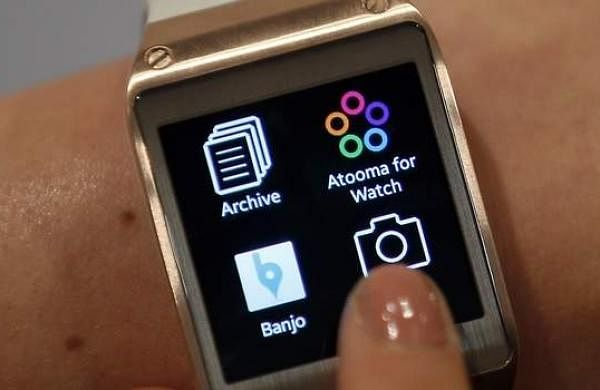 Soon, wearable devices that can be charged with body heat ...