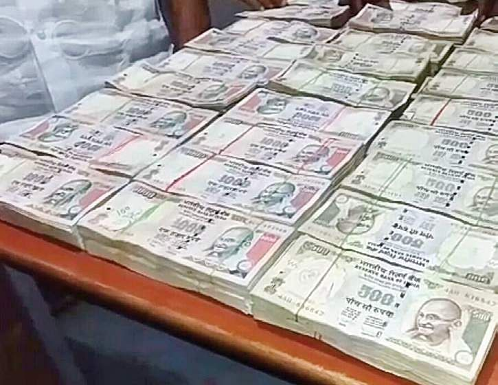 Maharashtra BJP minister admits seized cash is his