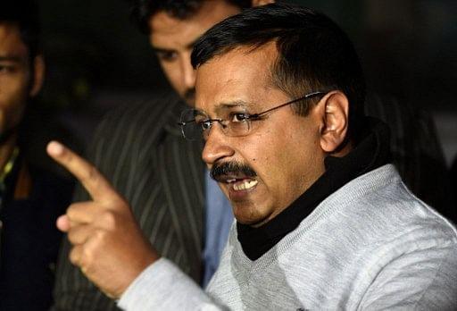 Kejriwal accuses Modi of taking bribe as Gujarat CM