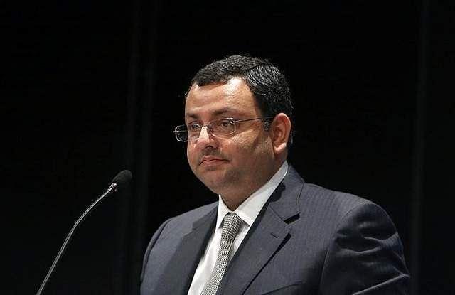 Cyrus Mistry (File photo | Reuters)