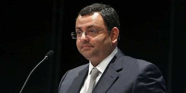 Cyrus Mistry (File photo | Reuters)
