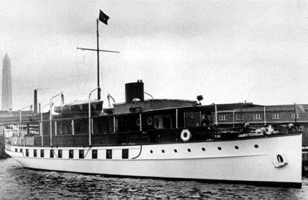 Judge sets $0 option price for historic presidential yacht- The New Indian Express
