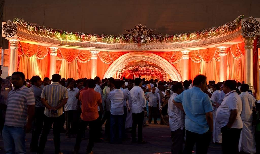 Check out the Rs 550 crore extravagant Reddy wedding in Bengaluru
