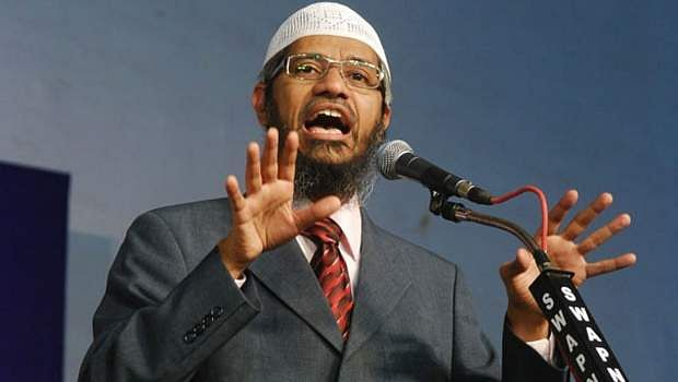 NIA raids Zakir Naik's Islamic Research Foundation premises