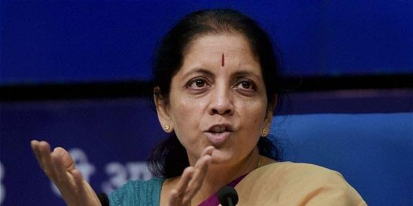 Nirmala Sitharaman2PTI