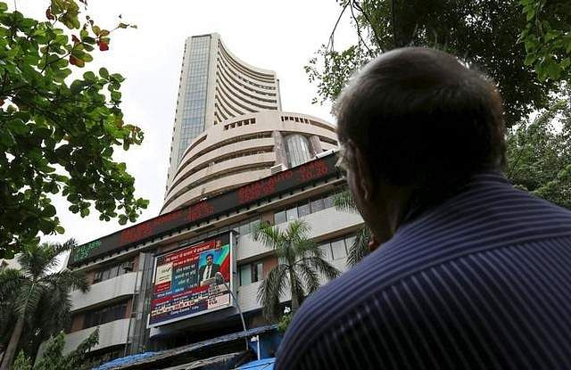 Sensex Slumps Over 300 Points On Weak Global Markets, Nifty Below 8550