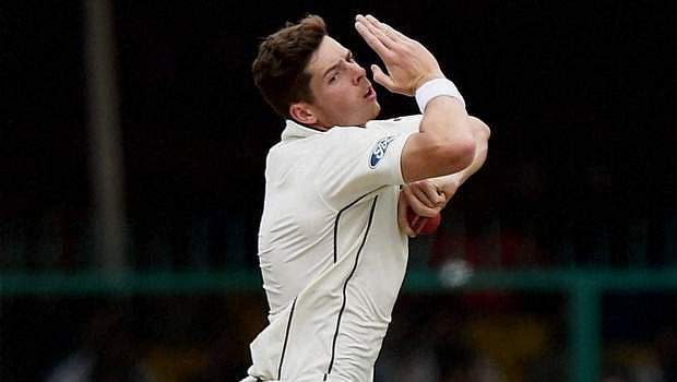 Mitchell Santner is suffering from a knee injury. ( Indian Express)