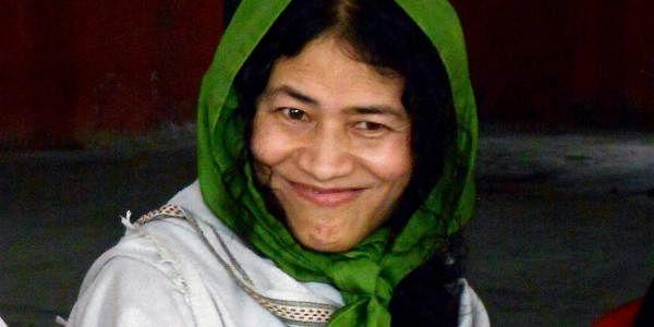 Irom Sharmila PTI
