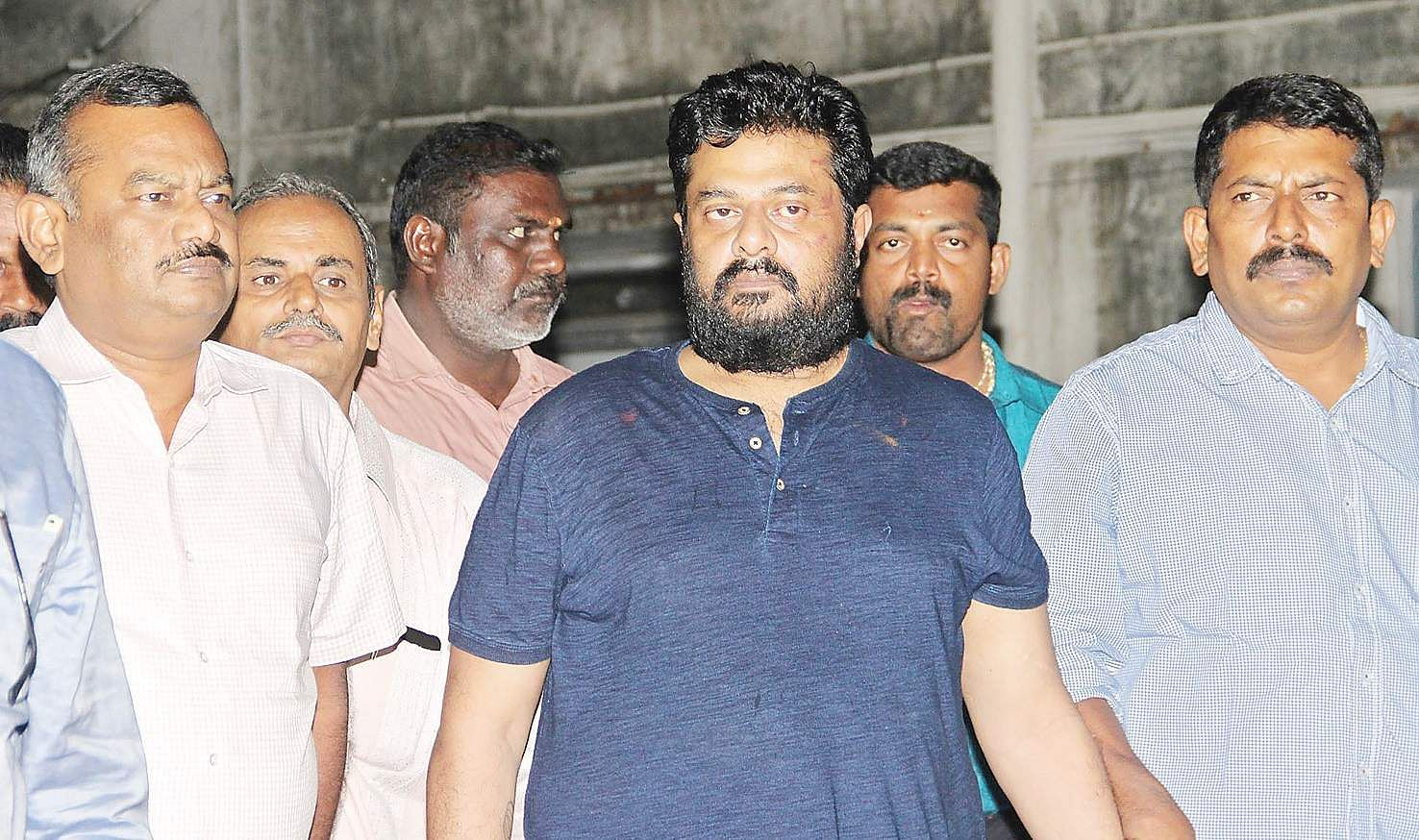 SRM medical seat scam: Absconding film producer Madhan nabbed