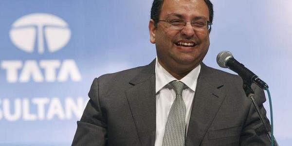 Former chairman of Tata Group Cyrus Mistry. (File photo   Reuters)