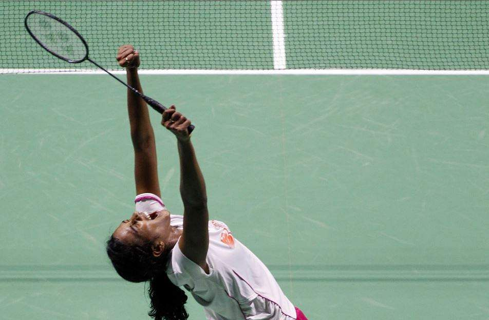 Spain's Marin crashes out of Hong Kong Open
