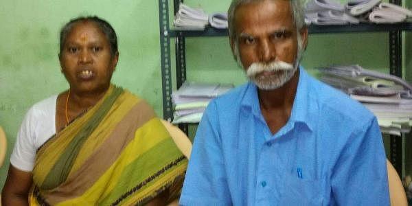 Dhanush_parents