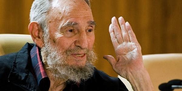 Fidel Castro-AP