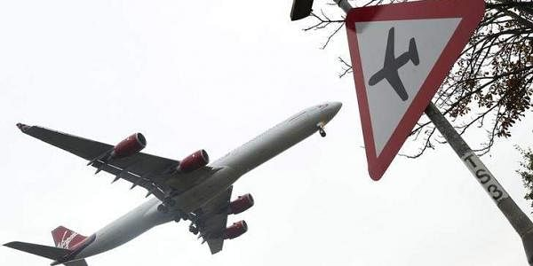 A Virgin Atlantic aircraft comes in to land at Heathrow airport in west London. (Photo | Reuters)
